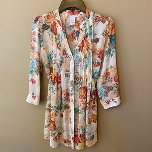 American Rag Button Front Tunic